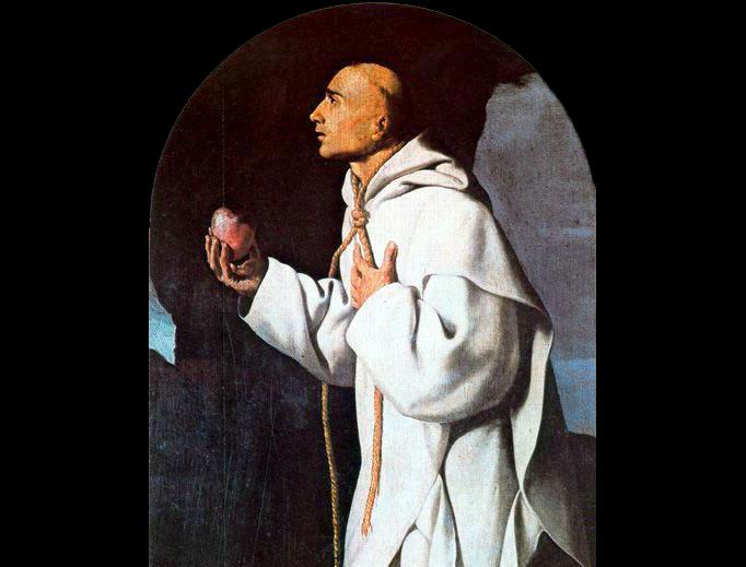 """Francisco de Zurbarán, """"Saint John Houghton"""", 17th Century"""