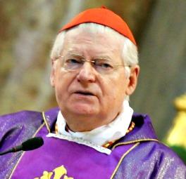 Cardinal Angelo Scola of Milan
