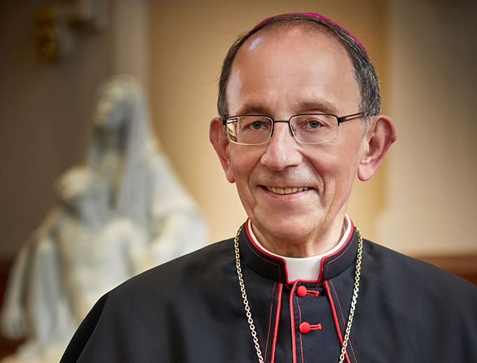 Bishop Lawrence T. Persico