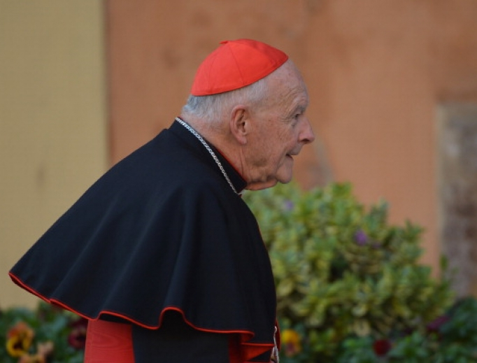 Cardinal Theodore McCarrick, archbishop emeritus of Washington is at the center of the latest sex-abuse scandal to hit the Church.