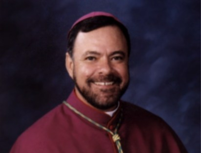 Archbishop Jose Gomez of Los Angeles has forwarded the conclusions of the archdiocesan review board's investigation, and his own judgment, concerning auxiliary bishop Alexander Salazar (pictured above) to the Congregation for Bishops.