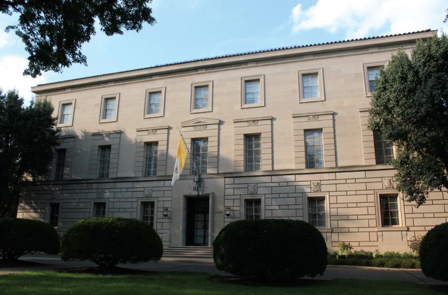 Apostolic nunciature, Washington D.C.