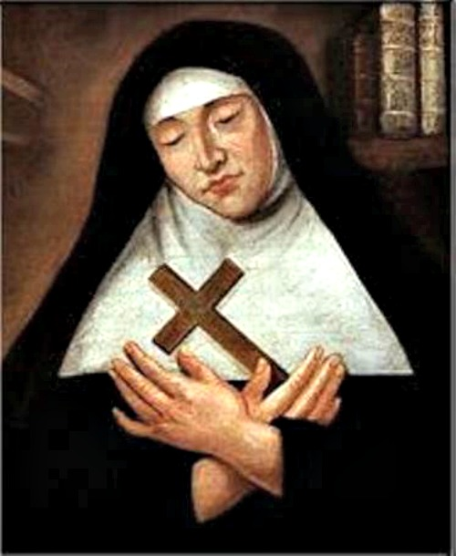 St. Marie of the Incarnation, canonized April 3