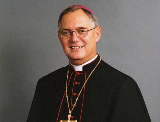 Bishop Thomas J. Tobin of Providence
