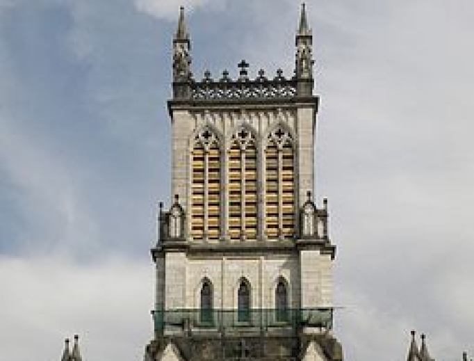 Belley Cathedral.