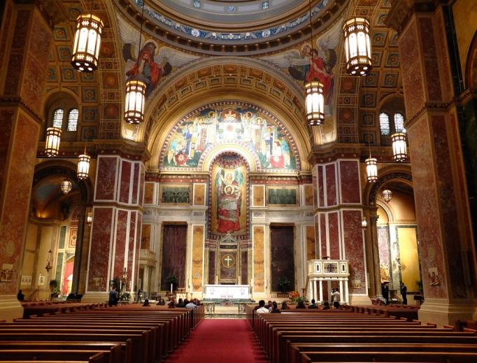 Cathedral of St. Matthew the Apostle, Washington, D.C.