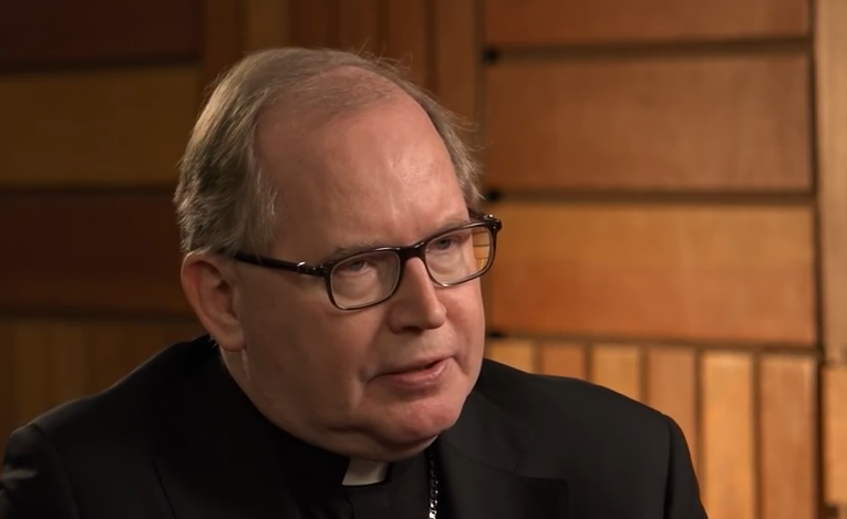 Cardinal Willem Jacobus Eijk, Archbishop of Utrecht, Netherlands.