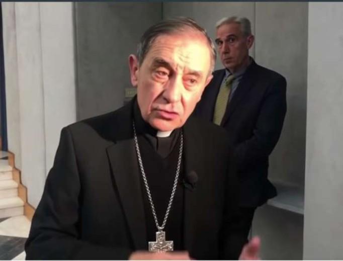 Bishop Juan Ignacio Arrieta Ochoa