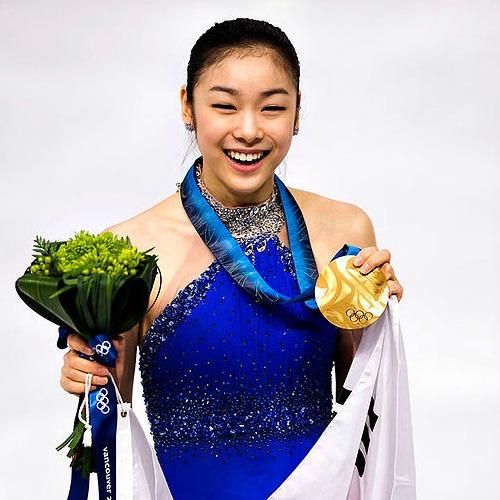 Yuna Kim at the 2010 Winter Olympics