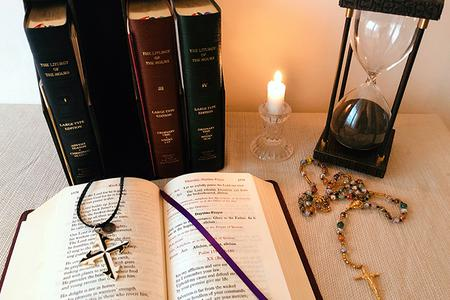 Why I Still Prefer The Divine Office Book Over The Apps National Catholic Register