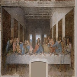 Da Vinci's 'Last Supper'