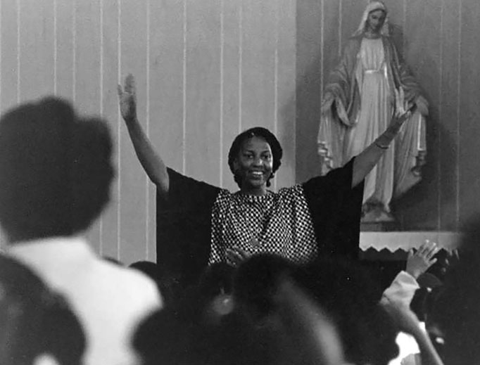 Sister Thea Bowman was committed to her faith, which she embraced as a 9-year-old and lived as a religious.