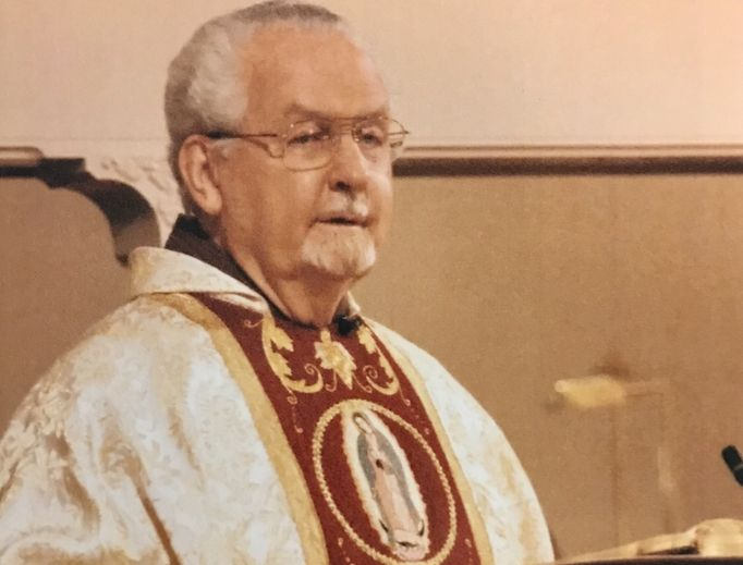 Father Angelus Shaughnessy