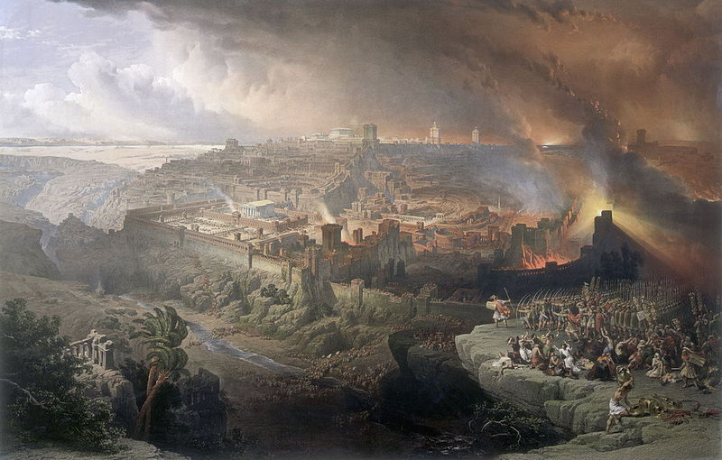 The Romans destroyed Jerusalem's temple in A.D. 70. Does the fact the gospels predict this mean they were written after A.D. 70?