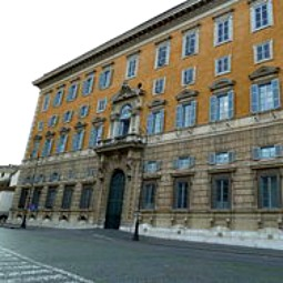 The Vatican headquarters of the Congregation for the Doctrine of the Faith