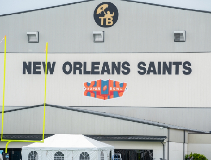 Training center for the New Orleans Saints.