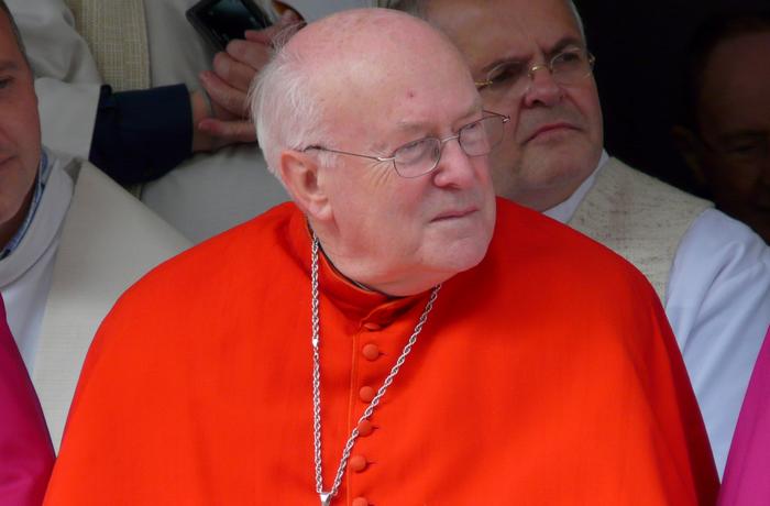 Cardinal Godfried Dannels