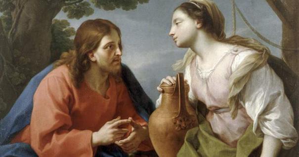 Etienne Parrocel (1696-1775), Jesus et la Samaritaine