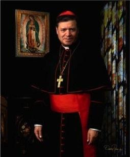 Cardinal Norberto Rivera Carrera of Mexico City.