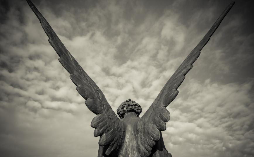 Click on The Science of Angels link to read more.