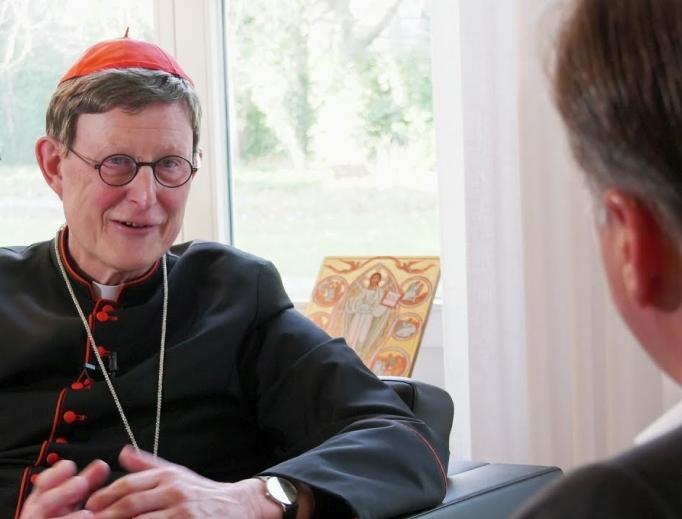 Cardinal Rainer Maria Woelki.