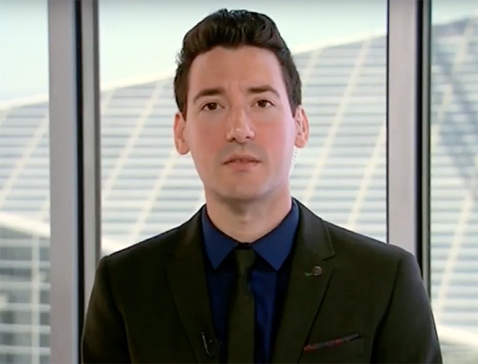 David Daleiden was charged with 15 felonies over a series of videos on Planned Parenthood's alleged trafficking in fetal body parts.