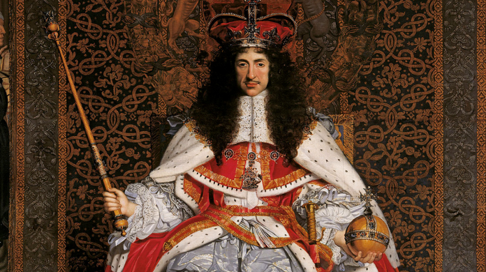 Click on The Secret Deathbed Catholic Conversion of the King of England link to read more.