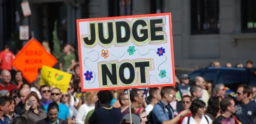 What did Jesus mean when he said not to judge others? Here are 10 things to know and share . . .