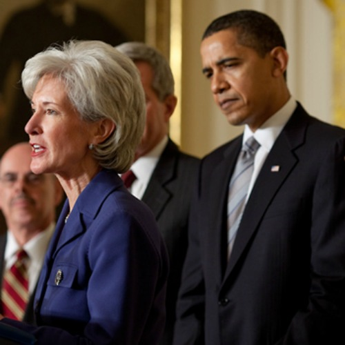 Kathleen Sebelius, speaking March 2, 2009, after her official nomination by President Obama as secretary of Health and Human Services.
