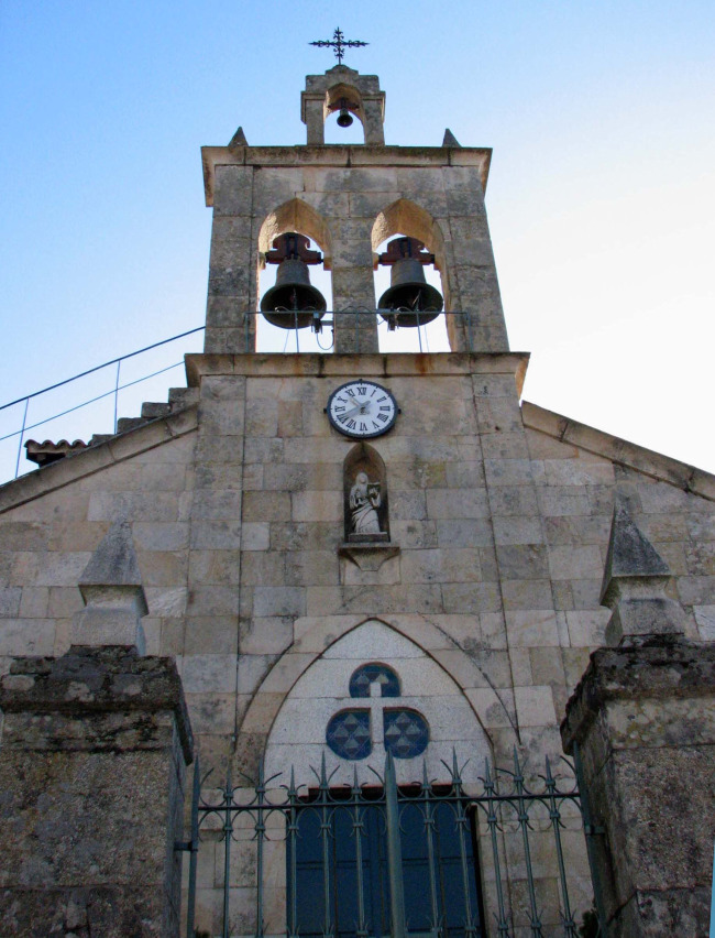 HOLY ROUTE.Pilgrims have been traveling to Santiago on ancient roads for hundreds of years with a specific end destination: the Cathedral of Santiago de Compostela, where St. James, whose feast day is July 25, is buried.