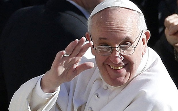"""Did Pope Francis just say that evangelization is """"nonsense""""?"""