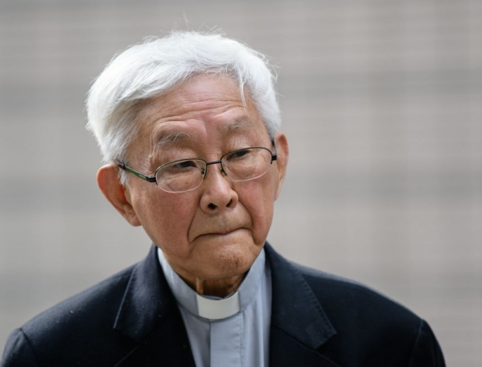Cardinal Joseph Zen, shown in Hong Kong on Dec. 5, 2018, told the Register that the situation is serious for the faithful in China.