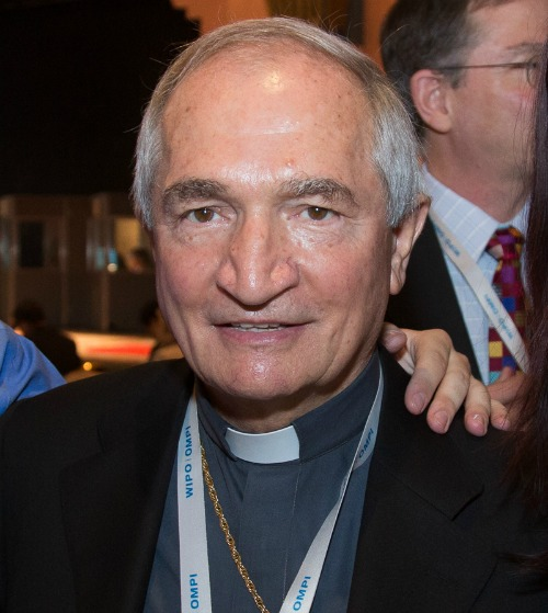 Archbishop Silvano Tomasi, the Holy See's permanent observer to the U.N. in Geneva