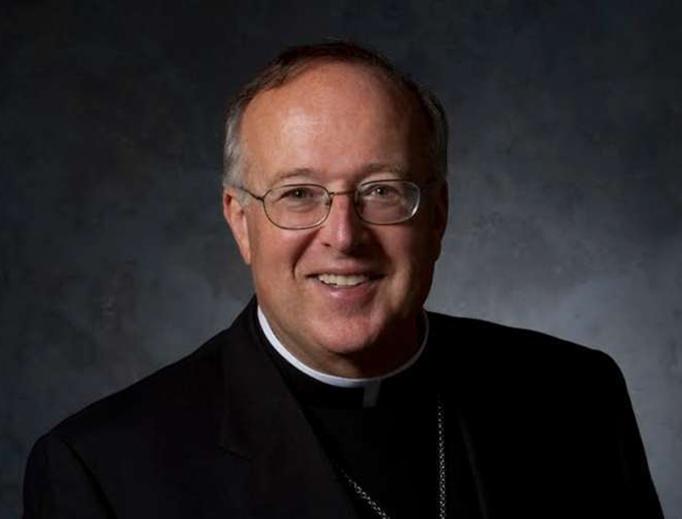 Bishop Robert McElroy of San Diego.