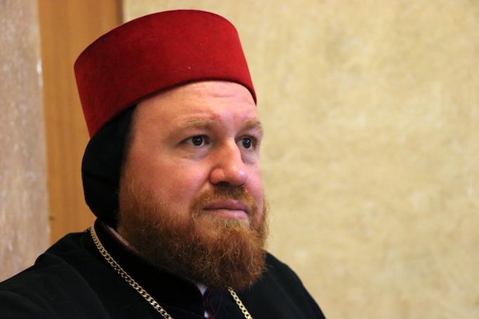Metropolitan Nicodemus Dauod Matti Sharaf