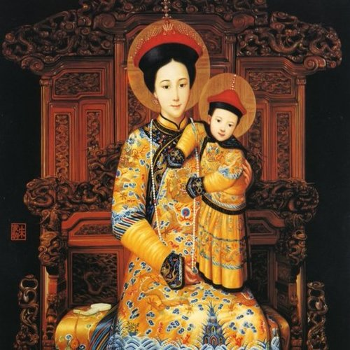 Our Lady, Empress of China