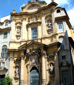 St. Maria Maddelena Church in Rome