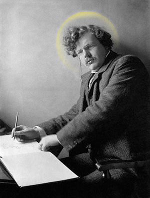 Could G.K. Chesterton be declared a Saint?