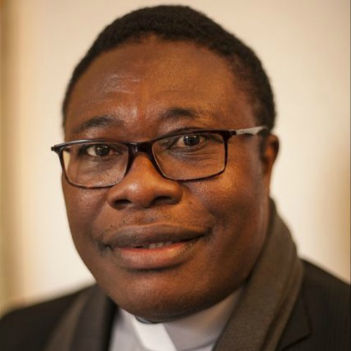 Bishop Bruno Ateba of Maroua-Mokolo, Cameroon