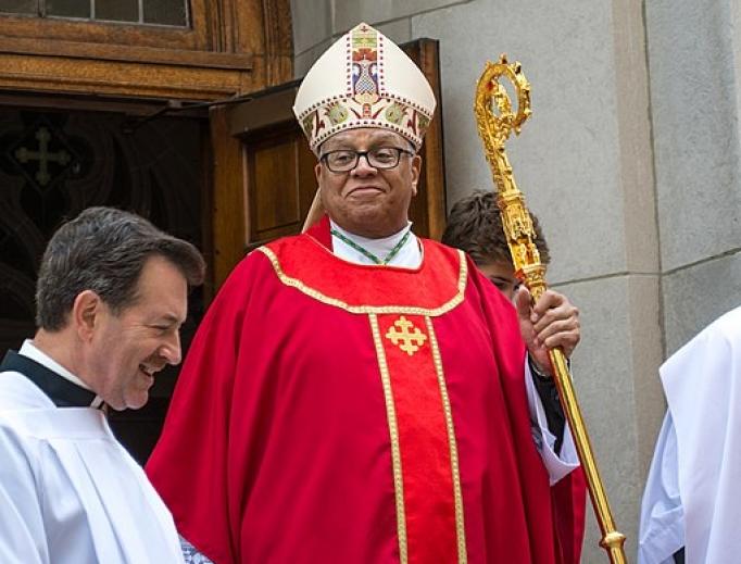 Bishop George Murry.