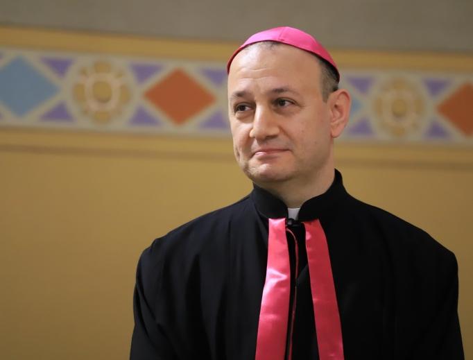 Chorbishop Felix Dawood Al Shabi.