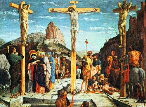 How could Jesus' sacrifice provide forgiveness for people who died before it was even made?