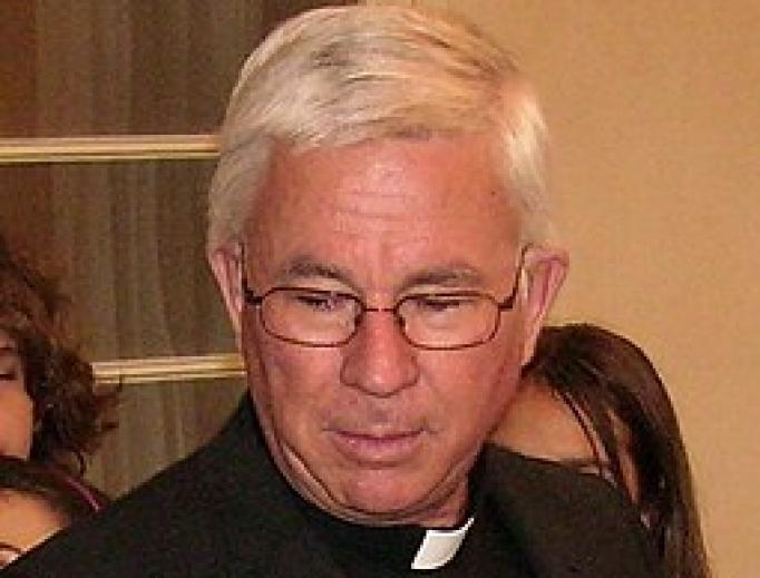 Archbishop Franz Lackner.