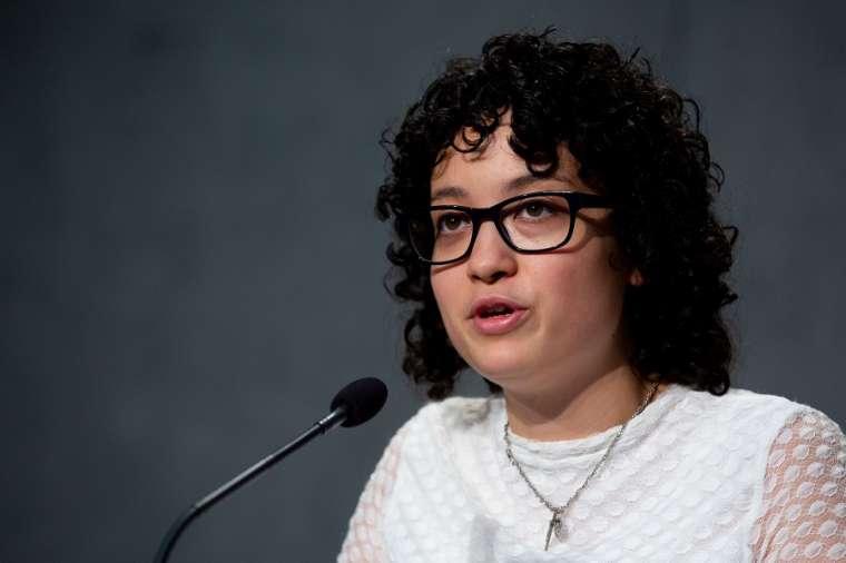 Briana Santiago, synod youth auditor