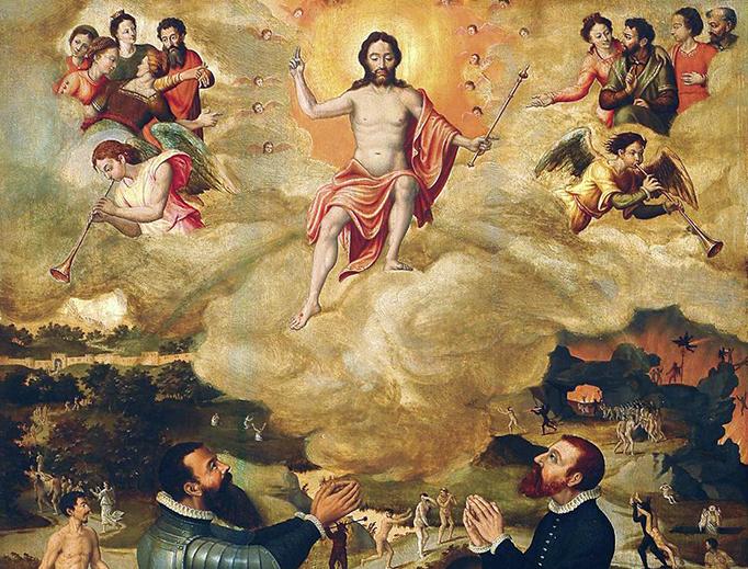 """""""Memorietafel van Jacob Beier en Thomas Romstock"""" (1574-1577)"""