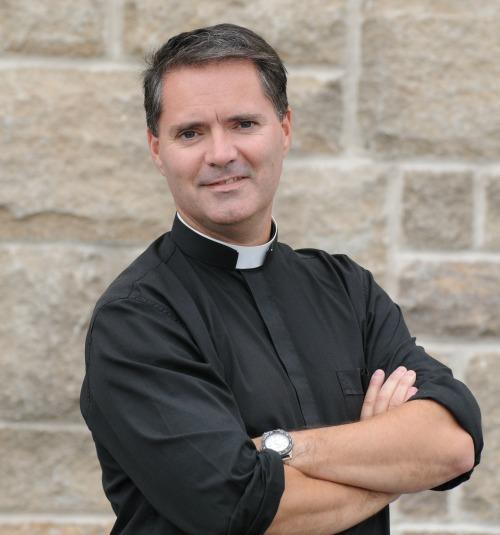Father James Mallon, co-host of the new EWTN series Cross Training.
