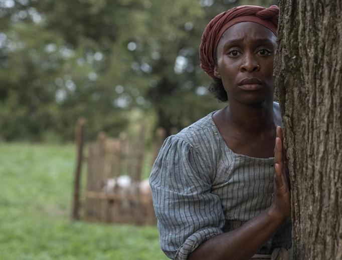 Cynthia Erivo embodies Harriet Tubman.