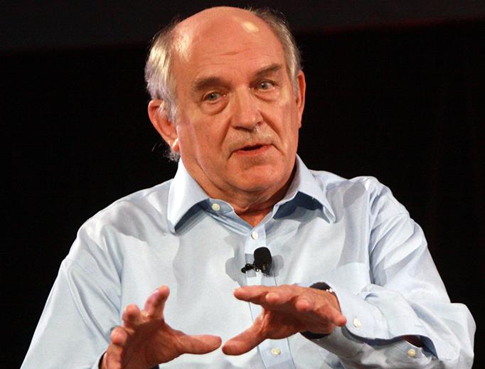 Charles Murray speaking in Las Vegas, Nevada, in 2013.