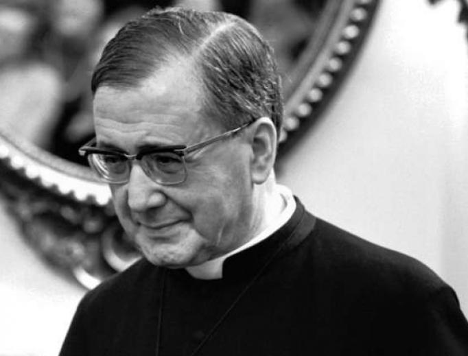 St. Josemaria Escriva, founder of Opus Dei