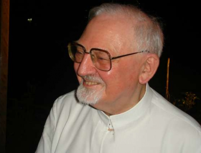 Father Peter Hans Kolvenbach, former superior general of the Society of Jesus, who died Nov. 26.